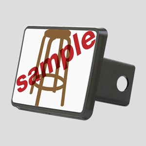 Stool Sample Rectangular Hitch Cover