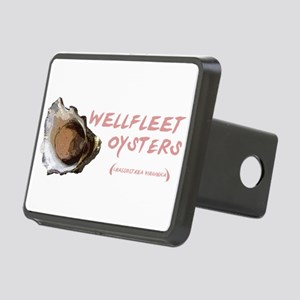 Wellfleet Oysters Rectangular Hitch Cover