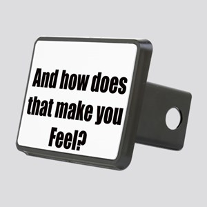 therapy Rectangular Hitch Cover