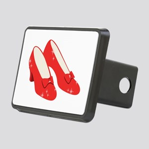 Wizard Of Oz Ruby Slippers Hitch Cover