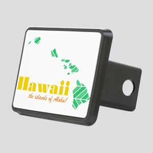 Hawaii Rectangular Hitch Cover