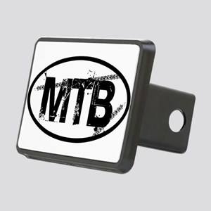 MTB Oval Rectangular Hitch Cover