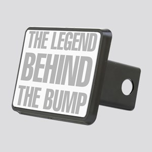 The Legend Behind The Bump Rectangular Hitch Cover