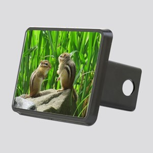 Two Chipmunks Hitch Cover