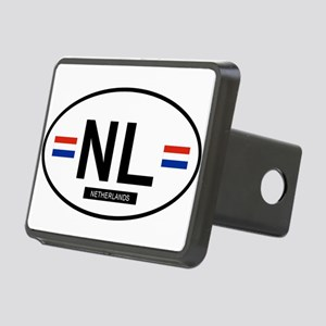 NETHERLANDS Rectangular Hitch Cover