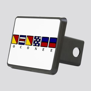 Nautical Rectangular Hitch Cover