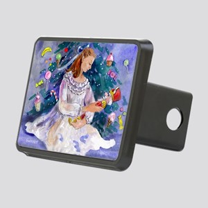 Clara_Nutcracker Rectangular Hitch Cover