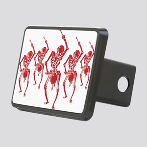 deathmarch Rectangular Hitch Cover