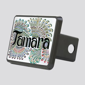 Tamara Rectangular Hitch Cover