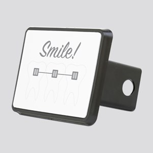 Braces Smile Hitch Cover