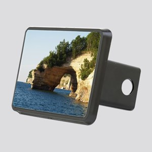 Pictured Rocks Rectangular Hitch Cover