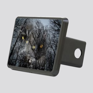 Enchanted forest Rectangular Hitch Cover