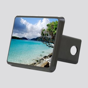 Cinnamon Bay, St. John USV Rectangular Hitch Cover