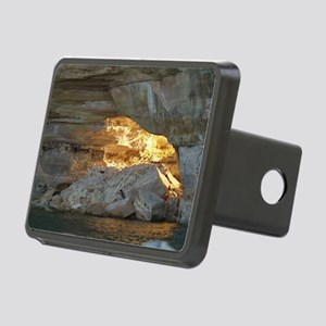 Pictured Rocks B Rectangular Hitch Cover
