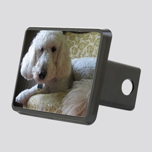 Goldendoodle Rectangular Hitch Cover