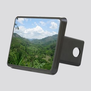 Nicoya Jungle Costa Rica Rectangular Hitch Cover