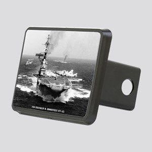 fdr cv framed panel print Rectangular Hitch Cover