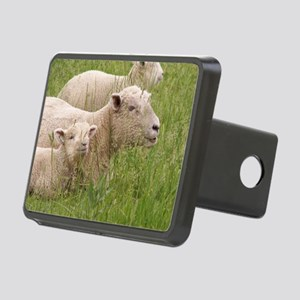 Family Time Rectangular Hitch Cover