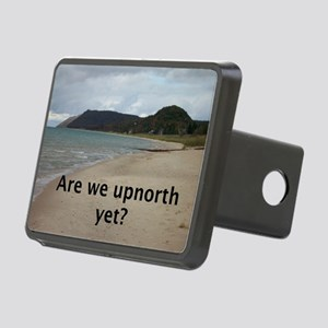 upnorth Rectangular Hitch Cover