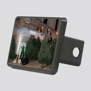 holiday2 Rectangular Hitch Cover