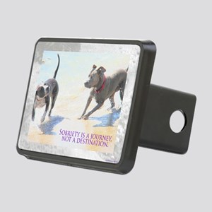 PSTR-journey2 Rectangular Hitch Cover