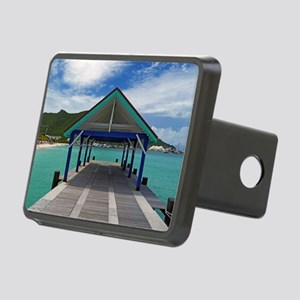 St. Maarten Pier Rectangular Hitch Cover