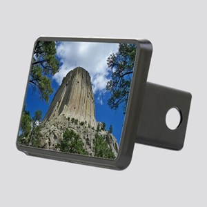 Photography, Devils Tower, Rectangular Hitch Cover