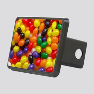 Jelly Beans Rectangular Hitch Cover