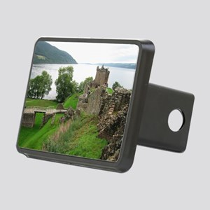 Urquhart Castle Rectangular Hitch Cover