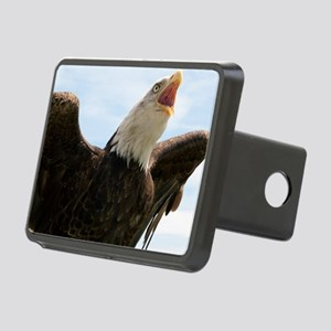 Bald eagle calling - Hitch Cover