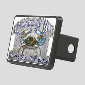 Chesapeake Bay Blues Hitch Cover