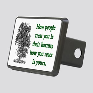KARMA Rectangular Hitch Cover