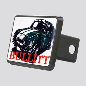 ULTIMATE CAR CHASE #2 Rectangular Hitch Cover