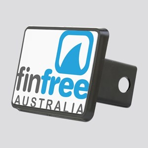 Fin Free Australia Rectangular Hitch Cover