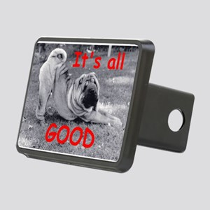 All Good Pei Rectangular Hitch Cover
