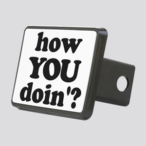How You Doin'? - Joey Friends Hitch Cover