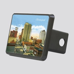 Vintage Birmingham Rectangular Hitch Cover