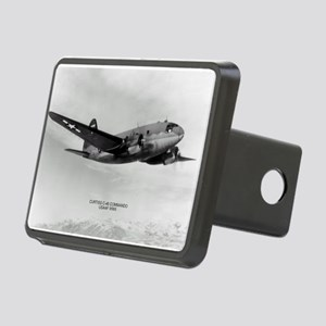 C-46 Commando Rectangular Hitch Cover