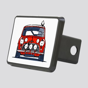 Mini Cooper Rectangular Hitch Cover