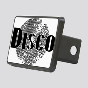 Disco Ball Rectangular Hitch Cover