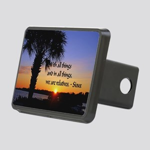 Relatives  Rectangular Hitch Cover