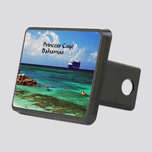 Princess Cay  Rectangular Hitch Cover