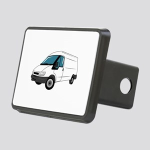 Delivery Van Hitch Cover