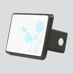 Dandelion Rectangular Hitch Cover