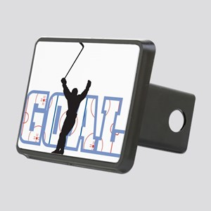Hockey Goal Rectangular Hitch Cover