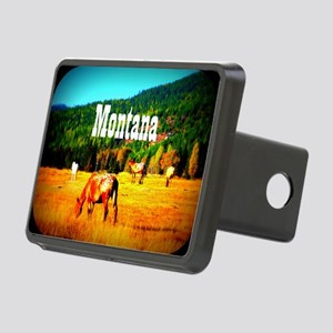Montana Rectangular Hitch Cover