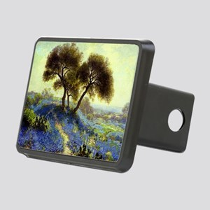 A Spring Morning, painting Rectangular Hitch Cover