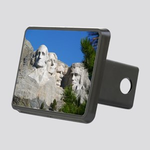 Mount Rushmore Rectangular Hitch Cover