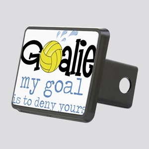 My Goal Rectangular Hitch Cover