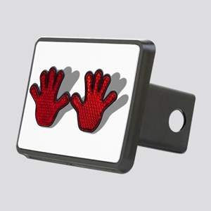 ReflectiveHands062710shado Rectangular Hitch Cover
